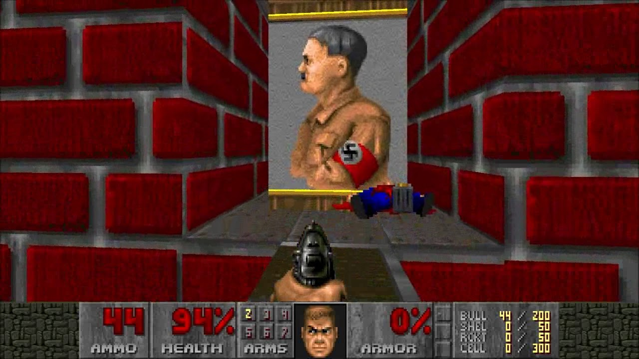 Crappy Doom WADs Special: Some Crap From Awesome64!