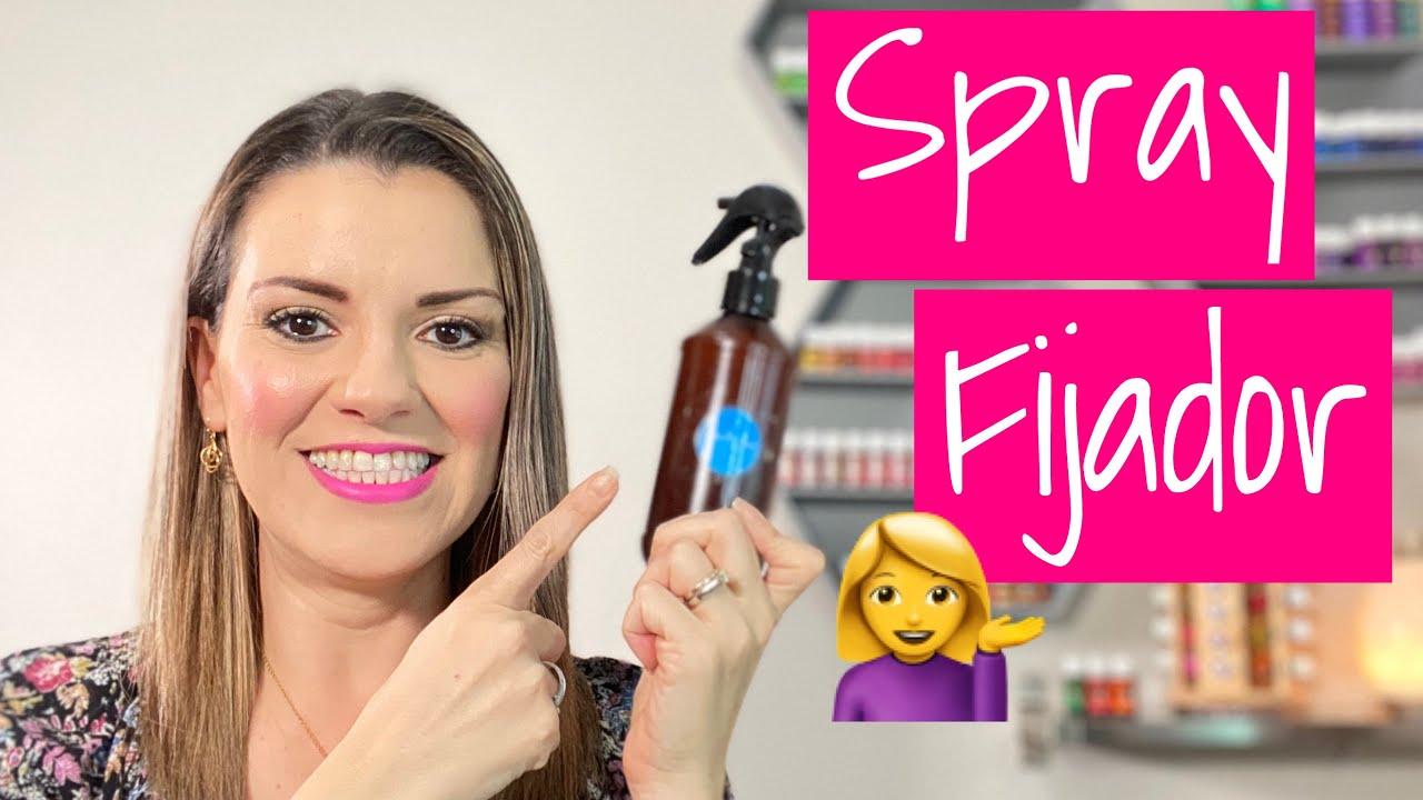 Download Receta de spray para el cabello , spray natural fijador 🍃 spray para peinar libre de tóxicos 💁♀️