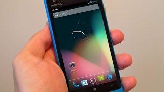 видео Root доступ для Nokia X и установка Play Store и Google Apps