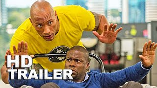 Central Intelligence (2016) Offizieller Trailer #2 (Dwayne Johnson, Kevin Hart) Deutsch
