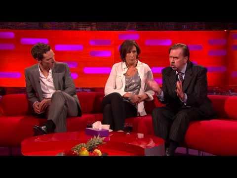 The Graham Norton Show S16E05 Benedict Cumberbatch, Timothy Spall, Miranda Hart and Maroon 5