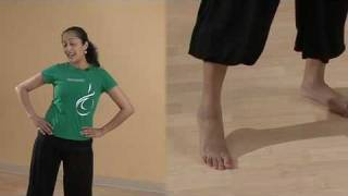 Doonya How to Bollywood Dance: Desi Girl instruction Part 1 of 4