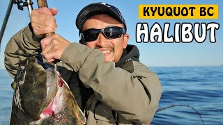 Kyuquot, The Fish Metropolis - Halibut | Fishing with Rod