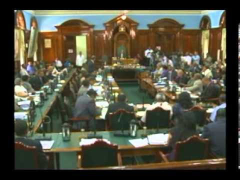 APNU, AFC show contempt for Speaker's ruling, disrupt Parliament forcing adjournment