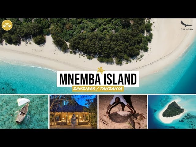 Mnemba Island ZANZIBAR HIGHLIGHTS andBeyond Luxury Private Island Lodge