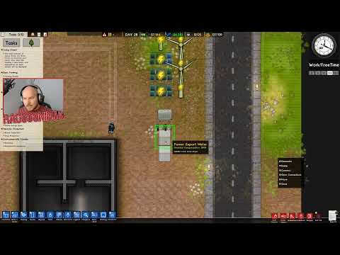 Not Not For Profit - Prison Architect Going Green #4 |