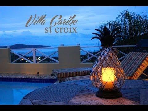 Villa Caribe - Luxury Vacation Rental on St. Croix, US Virgin Islands