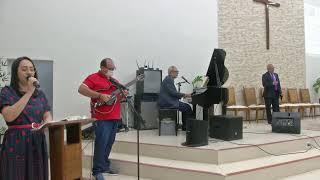 Culto de Adoração - 09/05/2021 - Igreja Presbiteriana do Calhau