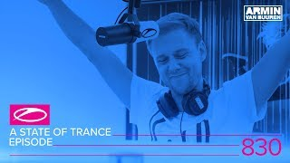 A State Of Trance Episode 830 ASOT830