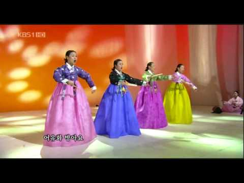 Bang-a taryeong(Minyo; Korean folk song)