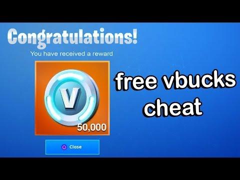 Season 7 CHEAT gives FREE V Bucks..