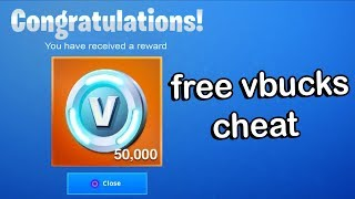 Season 7 CHEAT gives FREE V Bucks..