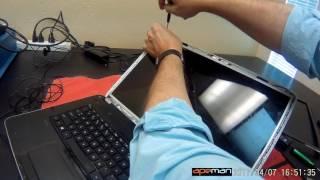 HP Pavilion 17-e Laptop Screen Replacement Procedure
