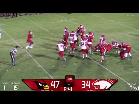 SR Football v Clarksville 3