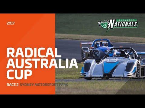 Radical Australia Cup   Race 2   Sydney 2019   Shannons