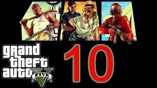 GTA 5 Walkthrough part 10 Grand Theft Auto 5 Walkthrough part 1 Gameplay Let's play no commentary V