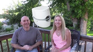 We Try a Cassette Toilet in our RV