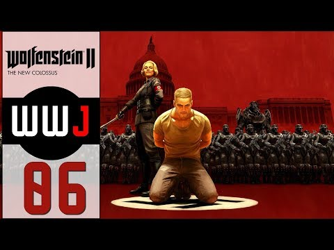 [FR] Wolfenstein II: The New Colossus - Promenade sous-marin