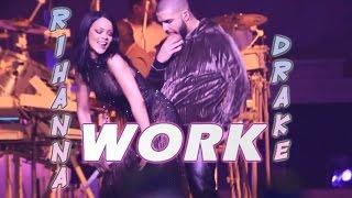 Rihanna –Drake  Work  ANTI World Tour концерт Miami 15 03 2016