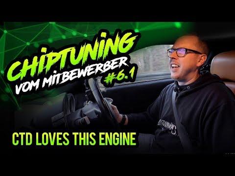Chiptuning vom Mitbewerber Teil 6.1: CTD loves this Engine 🙏
