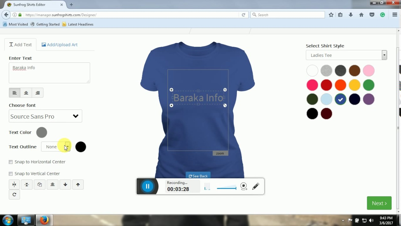 Selling T Shirts How To Make Money With Sunfrog 2017