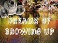 Koalas Cute Funny Dreams of Growing Up