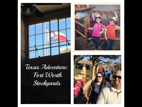 Texas Adventure: Fort Worth Stockyards(2/14/15)