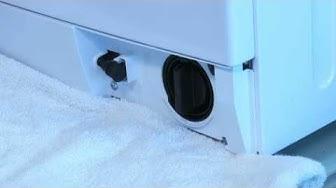 Mitä tehdä kun pyykinpesukone ei poista vettä?