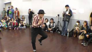 IRiS vs you☆zとSALLY BEST32 FREESTYLE SIDE / RUN UP! × ばとる☆マギカ vol.2