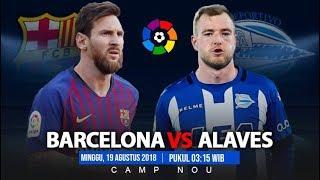 Barça vs Alaves Live