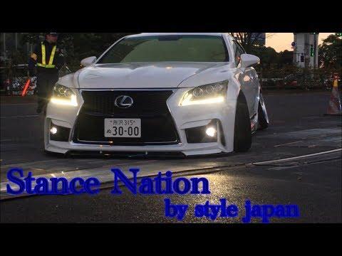 2017.12.17 東京 スタンスネーション Stance Nation japan Tokyo【搬入】