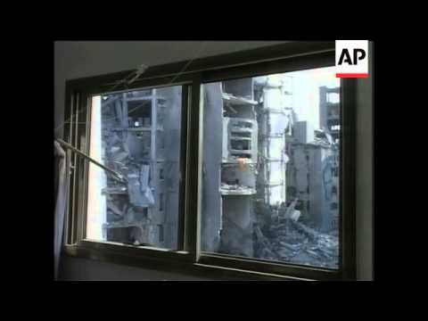 AP looks at reconstruction efforts in Gaza