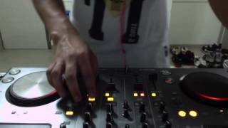 Live Mixing - DJ N-Fluence {House and Dance}