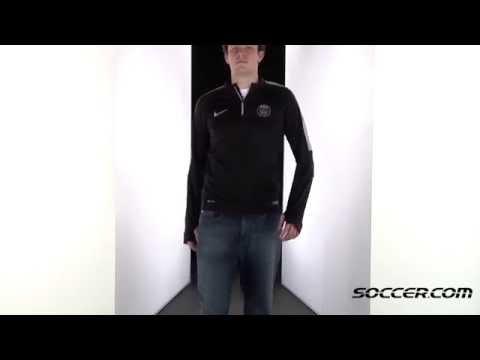 pas cher chaussures nike basket-ball - Nike Paris Saint Germain Long Sleeve Midlayer Training Jersey 14 ...