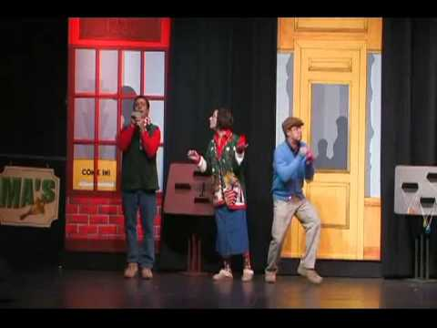 Odd-o-Ts' Entertainment presents PB&J Theatre Factory's Sleigh