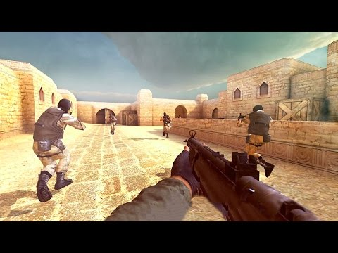 Counter Terrorist SWAT Strike (by 8square Games) Android Gameplay [HD]