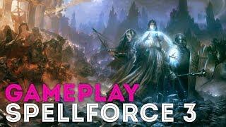 Spellforce 3 - начало игры (Gameplay)
