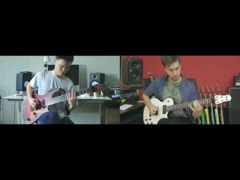 Architects - Naysayer - Dual Guitar Cover | Ryan Siew & Francesco Filigoi