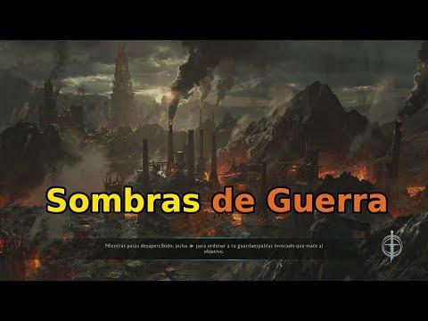 Tierra Media: SOMBRAS DE GUERRA   #Asedio Online   DiabloDave8605