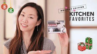 Holiday Kitchen Favorites & Gift Ideas ♥ Angel Wong