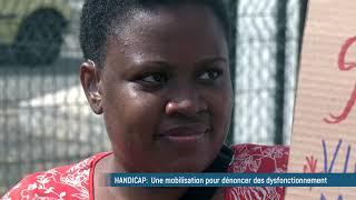 Vies précaires, manque d'accessibilité: les personnes en situation de handicap souffrent