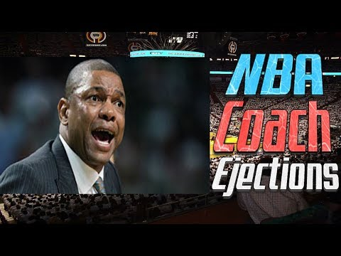 NBA Coach Ejections