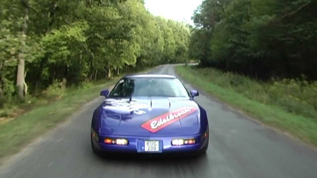 Corvette 1994 Lt1 305 HP  YouTube