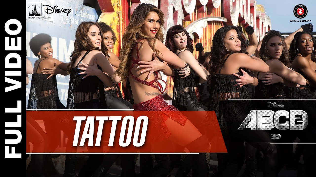 Tattoo - ABCD – Any Body Can Dance 2 (2015)