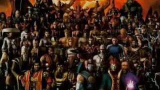 Mortal Kombat Theme (Metal Cover) by Ryashon