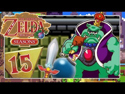 Das Edelschwert in den Verlorenen Wäldern 🗡️ THE LEGEND OF ZELDA ORACLE OF SEASONS Part 15
