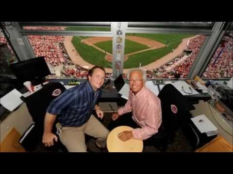 Reds Radio WLW Marty & The Cowboy Get Broasted w Bob Evans
