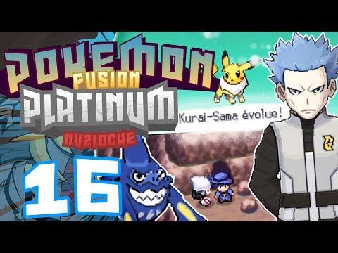 LE SUCCESSEUR DE EGG-SAMA ! - Pokémon Fusion Platinum #16