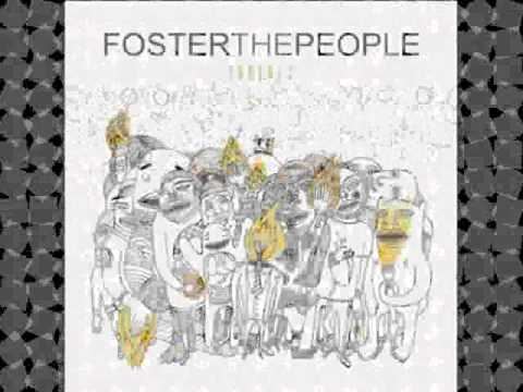 Foster the people-Waste(LYRICS)
