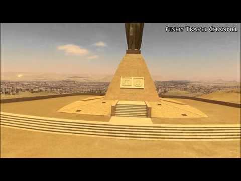 Arica CHILE | DJI Phantom Travel
